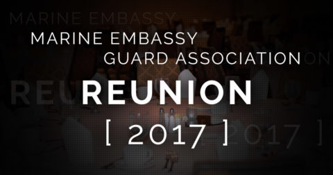 2017 Marine Embassy Guard Association Reunion