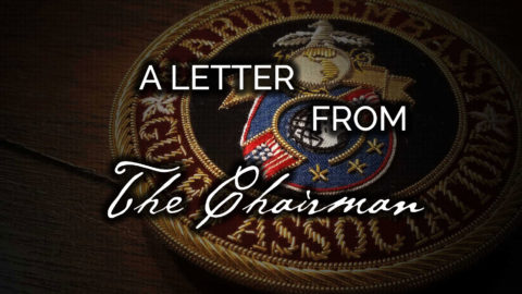 LETTER FROM THE CHAIRMAN