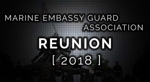 2018 Marine Embassy Guard Association Reunion