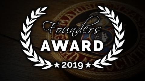 FOUNDERS AWARD | 2019