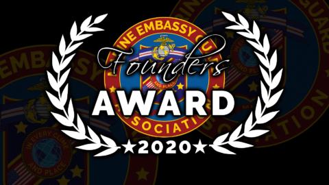 FOUNDERS AWARD | 2020